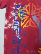 """Rochester Run"" Monoprint Size: X-Small T-Shirt"