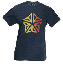 Rochester T-Shirt 'Flower City' - Blue