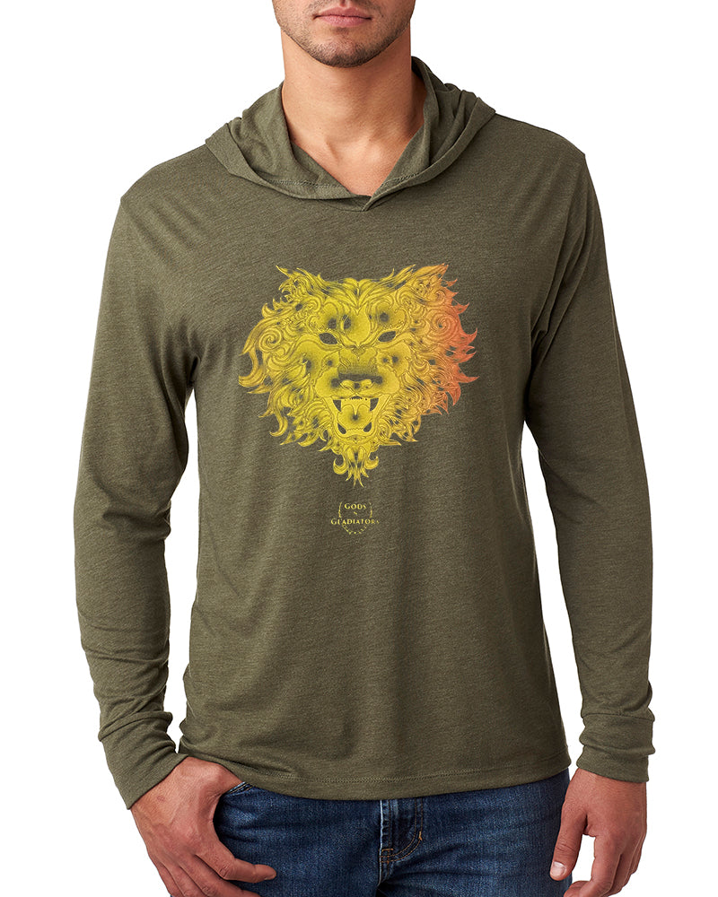 The Lion Thin Hoodie