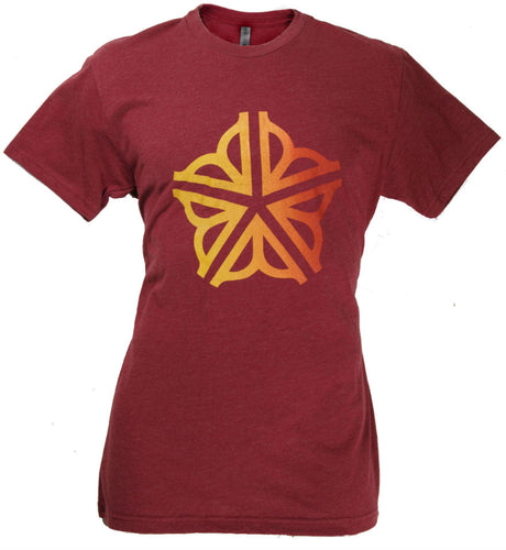 Rochester T-Shirt 'Flower City' - Red