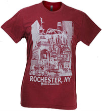 Rochester T-Shirt - Red