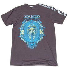 Imperial Mind T-Shirt with Shoulder Print