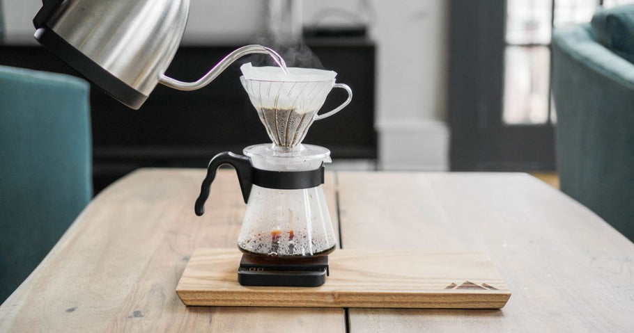 The Perfect Pour Over