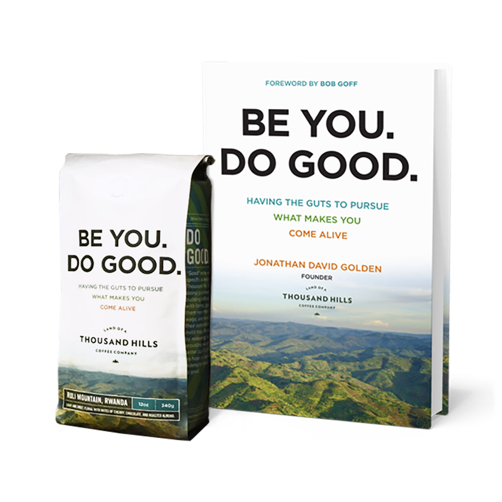 Be You. Do Good. Gift Set