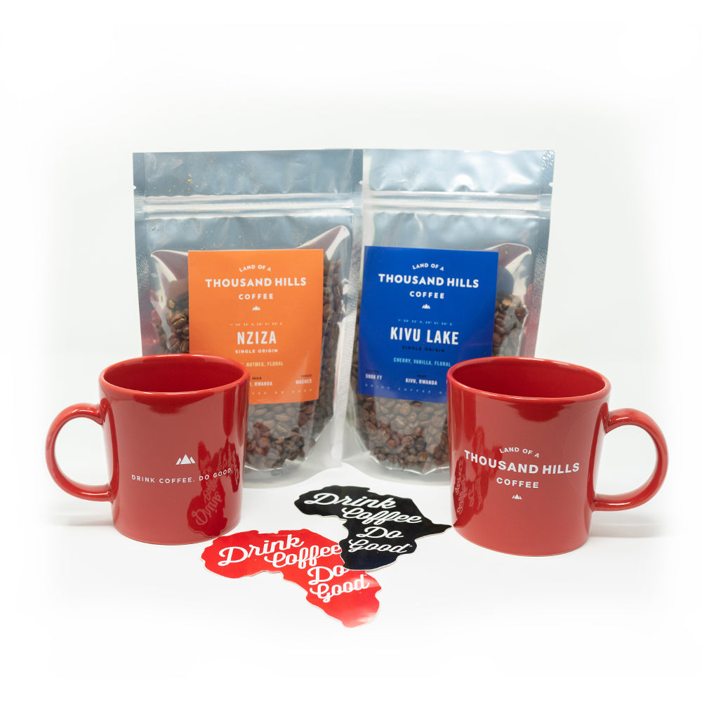 Coffee Together Gift Set