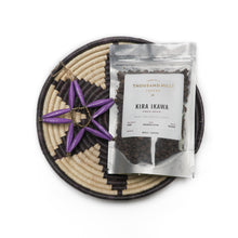 Peace Basket with Star Ornaments Gift Set