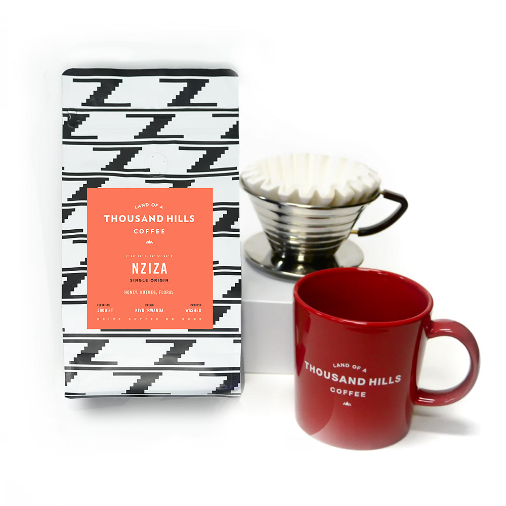 Kalita Wave Manual Pour Over Gift Set