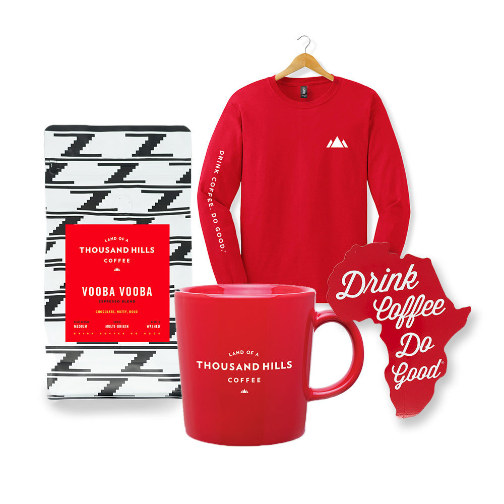 Love for Red Gift Set