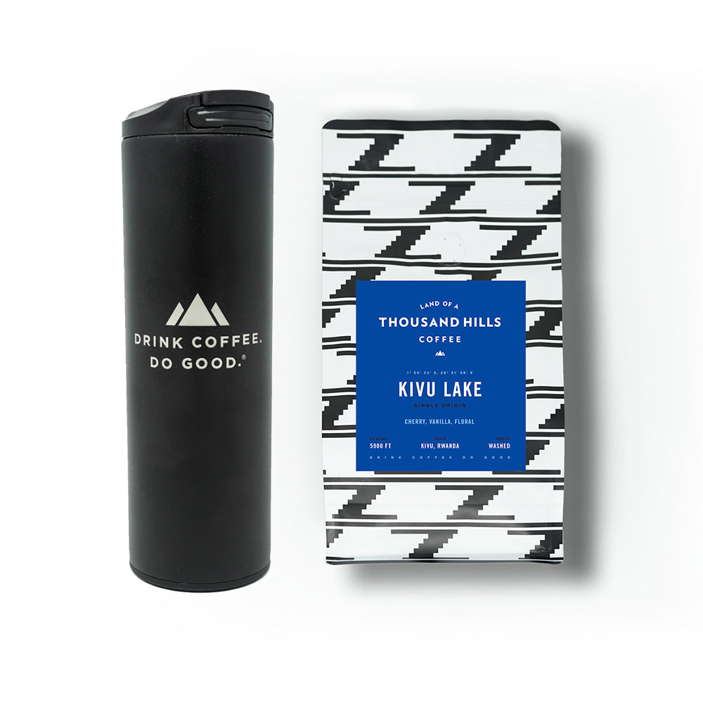 Coffee and Tumbler Gift Set