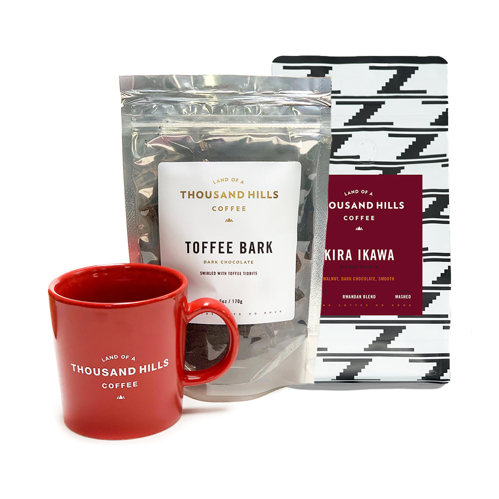 Dark Coffee & Chocolate Gift Set