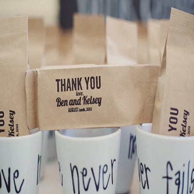 Custom Event Favors