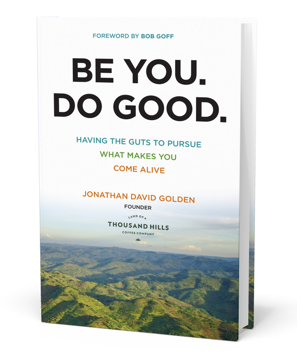 Be You. Do Good. Book