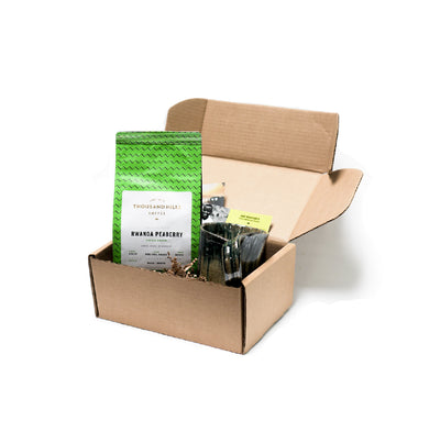 Roaster's Choice Peaberry Gift Box