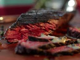 Anne Burrell's Grilled Hanger Steak