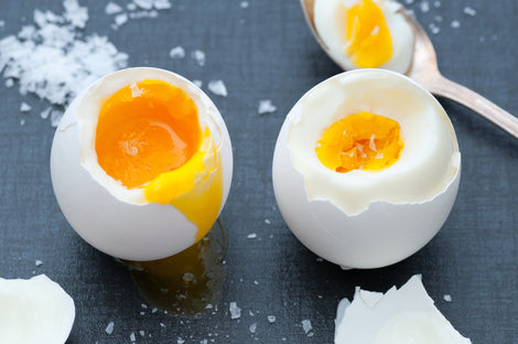 How to make a perfect soft-cooked egg: