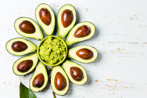 Hello Healthy Guacamole