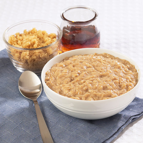 Maple Brown Sugar Oatmeal (v,k) BEST SELLER