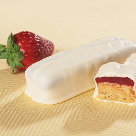 Strawberry Cheesecake Bar (gf,v)