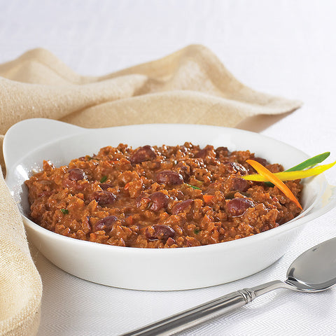 Vegetable Chili (gf,lf,v,k)
