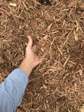 Aromatic Red Cedar Mulch