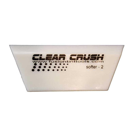 "GT2103 - 5"" Cropped Clear Crush Squeegee"