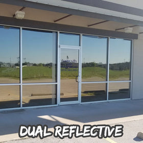 Dual Reflective Window Tint