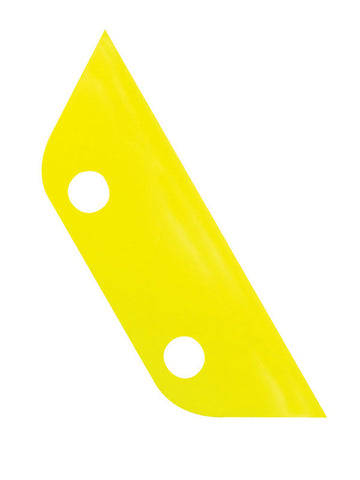 GT032Y - Tail Fin Yellow (Firm)