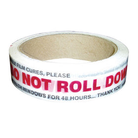 GT1096 - Do Not Roll Down Tape