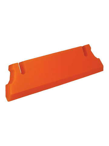 GT154O - Grip-N-Glide Orange Replacement Blade (Soft)