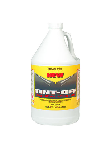 GT2009 - Tint Off (Gallon)
