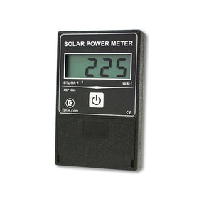 GT967 - SP1065 Digital BTU Solar Power Meter