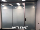 White Frost Window Tint