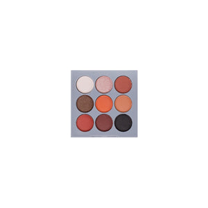Warm Neautral Eyeshadow Palette