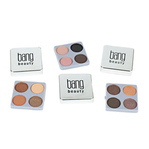 Eyeshadow Quad Bundle