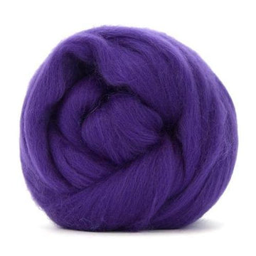 Superfine Merino Wool-Amethyst