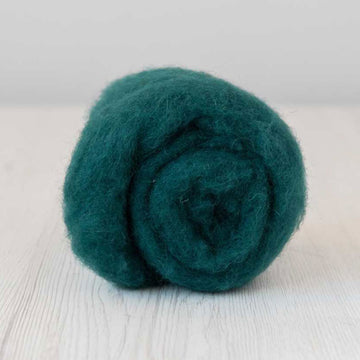 Bergschaf Wool Carded Batt - Ireland