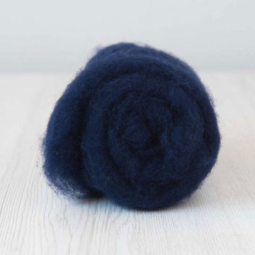 Bergschaf Wool Carded Batt - Tuareg