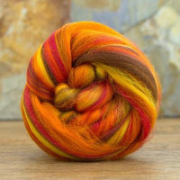 Multi-Colored Merino Top - Blaze