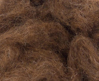 Corriedale Bulky Wool Roving-Deer