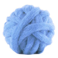 Corriedale Bulky Wool Roving-Dream