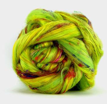 Equinox - Merino, Silk and Bamboo Roving/Combed Top