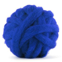 Corriedale Bulky Wool Roving-Fusion