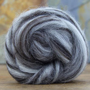 Icelandic-Mixed Combed Top