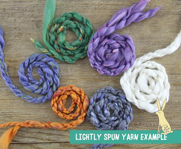 Legacy - Merino, Tweed and Bamboo Roving Combed Top Blend