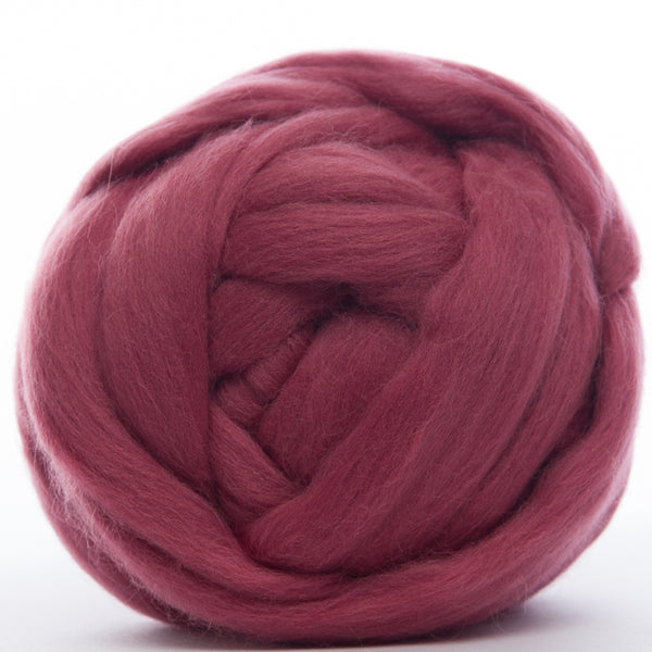 Merino Wool-Mulberry