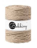 Macrame Rope 5mm Sand