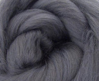 Superfine Merino Wool-Granite