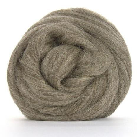 Bluefaced Leicester-Oatmeal-Wool Top