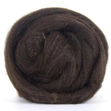 Brown Jacob Wool-Wool Top