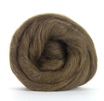 Icelandic Brown-Wool Top